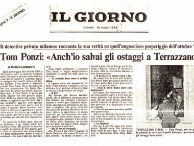 Il Giorno - 15 marzo 1984